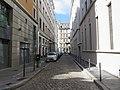 Lyon 2e - Rue Tony Tollet sens est-ouest (mars 2019).jpg