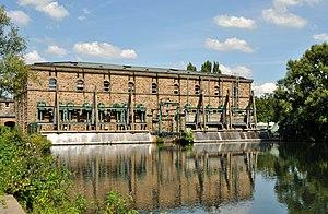 Mülheim an der Ruhr, Wasserkraftwerk Kahlenberg, 2011-08 CN-02.jpg