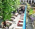 München, Hofbräuhaus, Biergarten 02.JPG