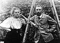 M. Pierre et Mme. Sklodowska Curie, 1903.jpg