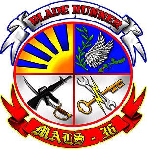 Marine Aviation Logistics Squadron 36 - MALS-36 Unit Insignia