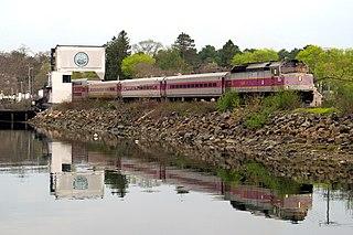 Newburyport/Rockport Line