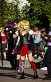 MCM London 2014 - Harley Quinn (14083700239).jpg