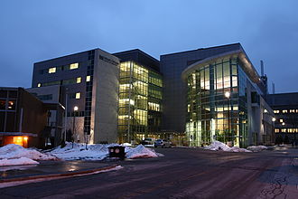 McMaster Faculty of Health Sciences - Michael G. DeGroote Centre for Learning and Discovery