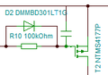 MOSFET with Turn On Delay High Side with Capacitor.png