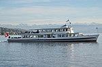 MS 'Säntis' der Zürichsee-Schifffahrtsgesellschaft (ZSG) am Zürichhorn 2012-10-18 16-15-16.JPG