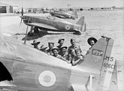 MS 406 fighters in Syria July 1941