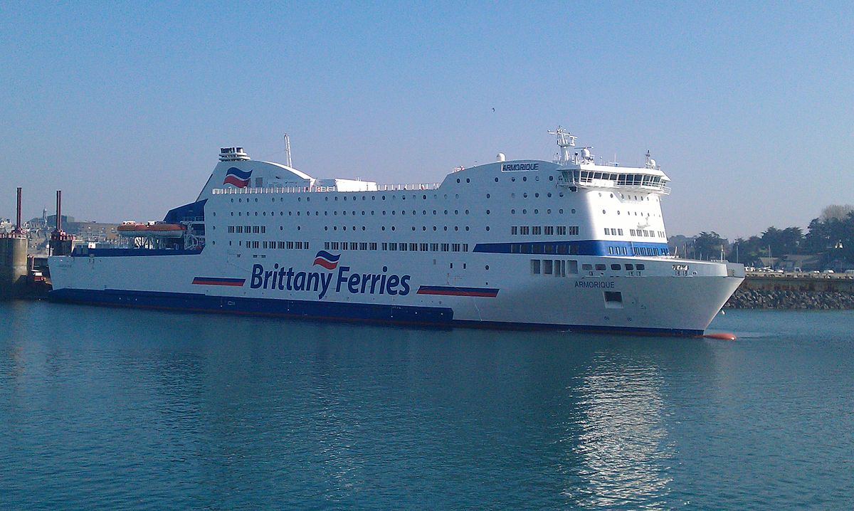 Brittany Ferries Car Park Poole