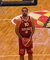 Maccabi Tel Aviv vs Hapoel Jerusalem, 25 October, 2015 (10) (cropped).JPG