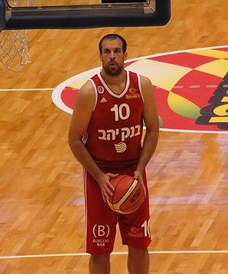 Yotam Halperin - Halperin with Hapoel Jerusalem, 2015