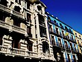 Madrid fachada azul - panoramio.jpg
