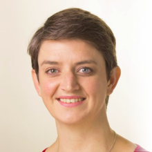 Maggie Chapman, Co-convenor of the Scottish Green Party.png