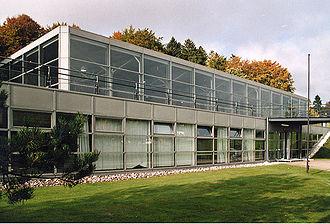 Evilard - Jubilee Hall High School in Macolin