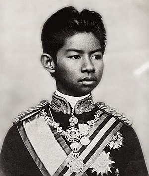 Crown Prince of Thailand