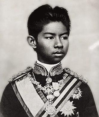 Crown Prince of Thailand - Image: Maha Vajirunhis