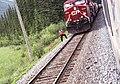 Maintenance on Canadian Pacific railway in British Columbia - panoramio.jpg