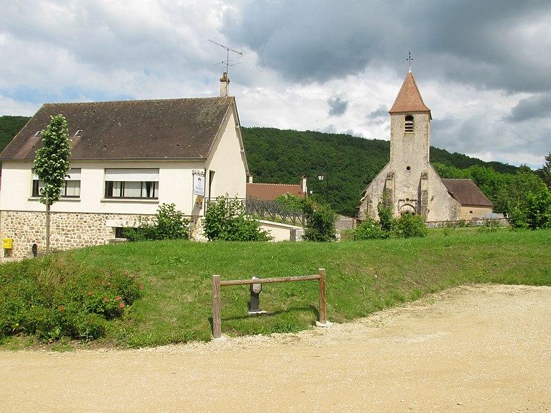 Domecy-sur-Cure