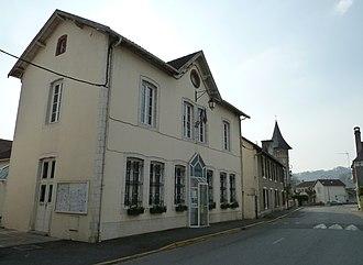 Laroin - The town hall of Laroin