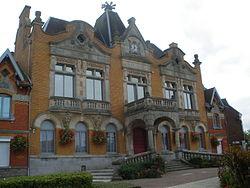 Mairie de Méricourt (Pas-de-Calais) - 1.JPG