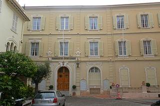 Municipality of Monaco Place in Monaco
