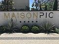 Maison Pic, Valence - inscription.JPG