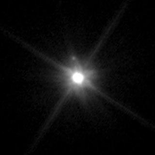 Makemake dwarf planet in the Solar System
