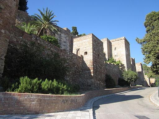 Malaga Alcazaba 6-sep-11