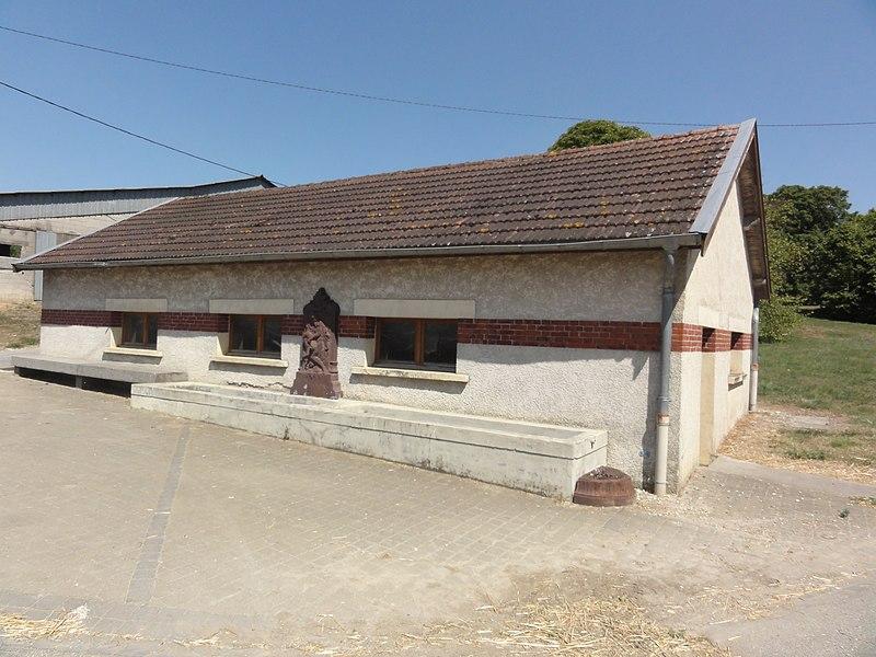 Malancourt (Meuse) lavoir