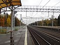 Malino railway platform in Moscow oblast 2.jpg