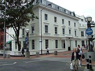 Malmaison Hotel, Reading - Malmaison Hotel in 2007