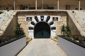 Madliena - Entrance to Fort Madalena