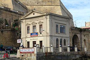 Emanuele Luigi Galizia - Marsamxett Police Station