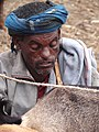 Man at Saturday Market - Lalibela - Ethiopia (8727446913).jpg