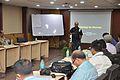 Manash Bagchi - Presentation - Technology for Museums - VMPME Workshop - NCSM - Kolkata 2015-09-08 3102.JPG