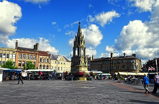 Image result for Images Mansfield Market Place