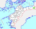 Map.Shingu-Vill.Ehime.PNG