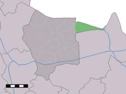 Hezingen in the municipality of Tubbergen.