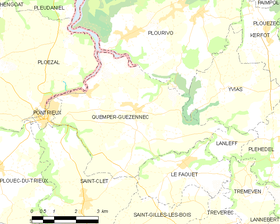 Map commune FR insee code 22256.png