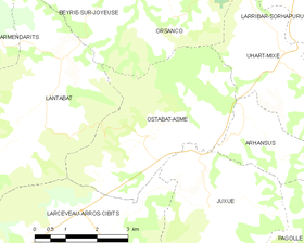 Map commune FR insee code 64437.png