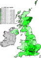 Map of 2007 GDP per capita in the UK (NUTS 3).png