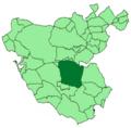 Map of Alcalá de los Gazules (Cádiz).png