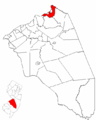 Map of Burlington County highlighting Bordentown Township.png