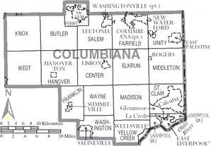 Map of Columbiana County Ohio With Municipal and Township Labels.PNG
