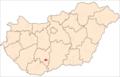 Map of Szekszárd.png