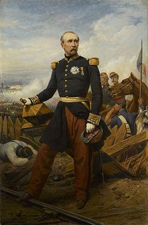 Patrice de MacMahon, Duke of Magenta - général Mac-Mahon.