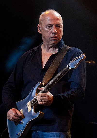 Picture of a band or musician: Mark Knopfler