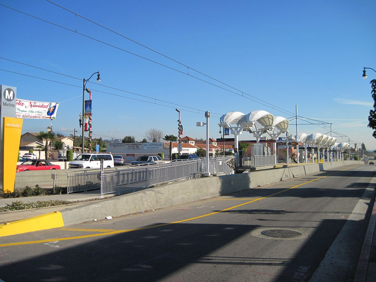 Maravilla Station Wikipedia