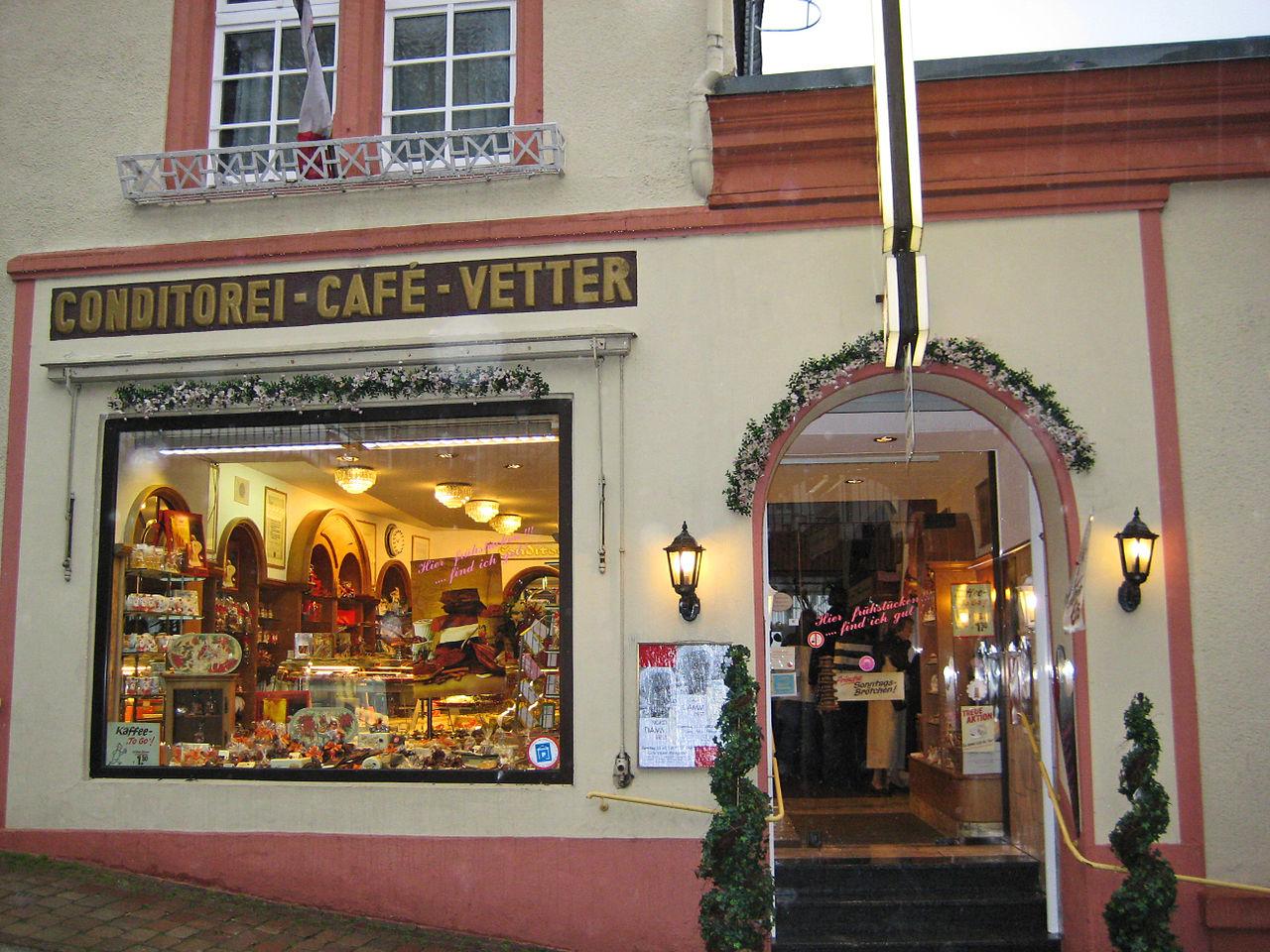 Www Cafe Vetter De
