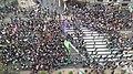 Marcha vista desde arriba Paro de Mujeres.jpg