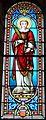 Marcillac-Saint-Quentin (Saint-Quentin) église vitrail choeur (1).JPG